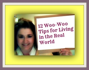 12 woo-woo sign