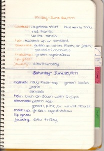 Band Camp notebook105